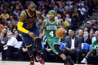 NBA raporu: Doğu'da zirve el değiştirmeye yakın
