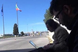 Bulgaristan sınırında gazetecilere engel