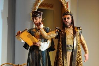 'Bajazet' Süreyya Operası'nda