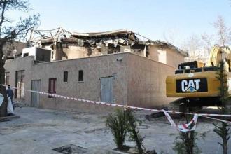 Yılmaz Güney Sineması'nın yıkımına başlandı