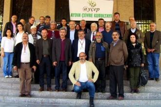 Aydın'da çevre kurultayı: Yaşam hakkı için elbette siyaset!