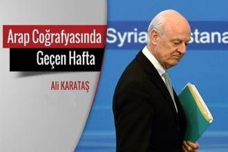 Suriye'den De Mistura'ya veto