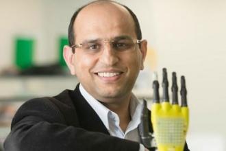 İnsan derisinden daha hassas robotik deri üretildi