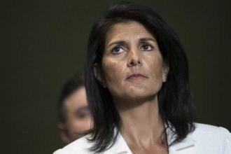 Başbakan, ABD'nin BM Daimi Temsilcisi Haley'i kabul etti