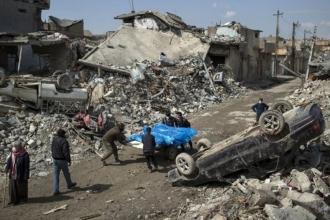 Af Örgütü'nden Musul uyarısı: Savaş suçu sayılabilir