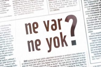 Gazetelerde 'Ne Var Ne Yok?' - 23 Mayıs 2018 Çarşamba