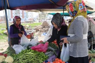 Esnaf kadınlar:Ekonomik krize 'hayır'