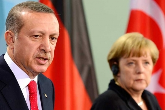 What are the plans behind the German –Turkish tensions?