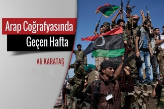 ABD'den Libya'yı bölme hamlesi