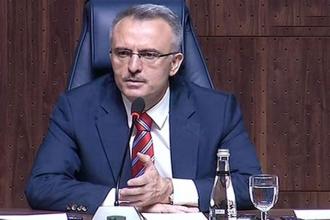 Ağbal: Ocak-haziran dönemi bütçe açığı 25,2 milyar lira