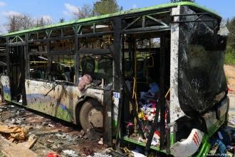 BM: Saldırganlar yardım görevlisi kılığındaydı