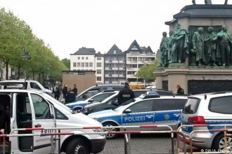 Köln'de ırkçı parti protesto edilecek