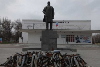 Üç yıllık Ukrayna ablukasındaki kent: Pervomaysk