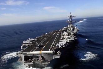 Kuzey Kore: ABD uçak gemisini tek darbede batırabiliriz