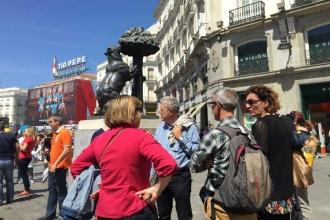 Türkiye'ye gelmeyen turist İspanya'ya gitti