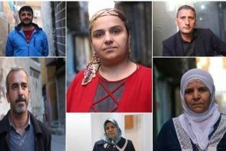 Sur'da evlerin yıkılacağı camilerden duyuruldu