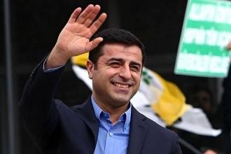 Evrensel Writer visited Selahattin Demirtaş at prison