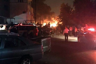 Bağdat'ta bombalı araç saldırısı: 6 ölü
