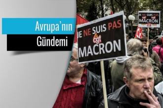 Fransa işçileri: Tek adama inanmıyoruz