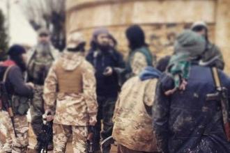 İdlib'de İmam Buhari Tugayı lideri suikastla öldürüldü