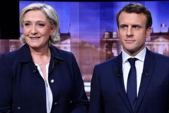 Fransa'da Cumhurbaşkanı'na duyulan güvende rekor düşüş