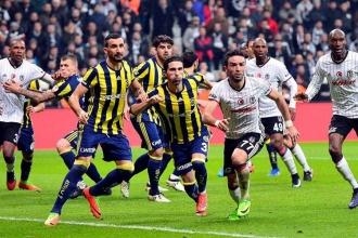 Beşiktaş-Fenerbahçe derbisinde 11'ler belirlendi