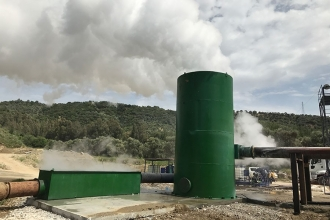 İzmir'de3 jeotermal santral kuyusu izni daha!