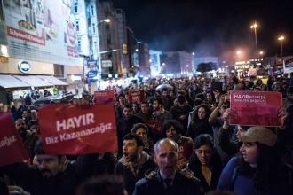 Referandum protestoları ve Gezi