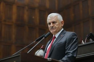 Binali Yıldırım, AKP grup başkanlığına getirildi