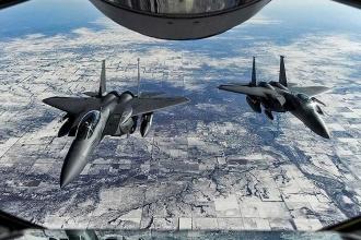 ABD, Rakka'nın güneyinde Suriye jetini düşürdü