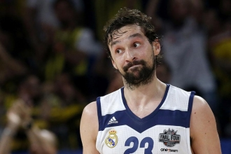 Sergio Llull: Fenerbahçe'de oynarım