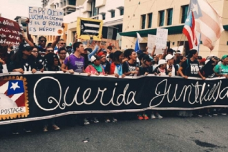 Porto Riko: Üniversitemize sahip çıkıyoruz!