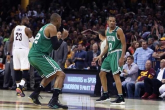 Celtics, 'Bu iş bitmedi' dedi