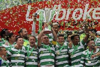 Celtic tarihe geçti: 118 yıl sonra namağlup şampiyon