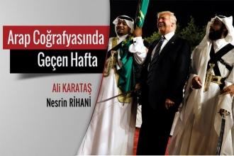 Trump: Türkiye out, Suudi Arabistan in!