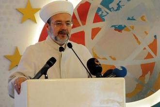 Eski Diyanet Başkanı Görmez'den Gülen'le arabuluculuk iddiasına yanıt