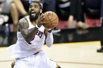 Son şampiyon Cavaliers, korkulu rüyadan Irving'le uyandı