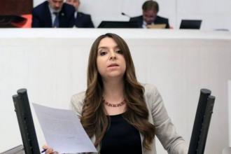 Tutuklu HDP milletvekili çocuğunu yanına istedi