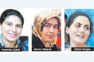 Şiddet mağduru kadınların mektuplaşmaları engelleniyor