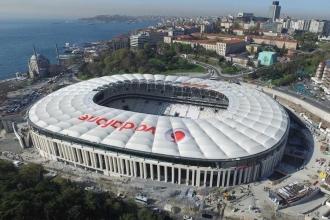 2019 UEFA Süper Kupa finali Vodafone Park'ta yapılacak