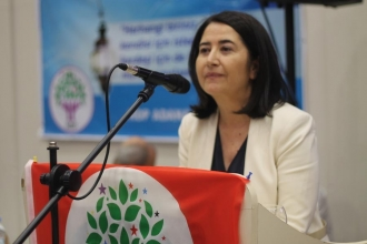 Detention warrant has been issued for HDP Co-chair Serpil Kemalbay
