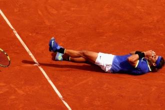 Rafael Nadal, 10. kez Fransa Açık şampiyonu