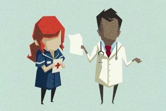 Sağlıksız şartlarda sağlık öğrencisi olmak
