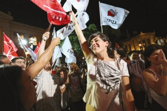 SYRIZA ve 'sol hükümet': İmkân ve kısıtlar