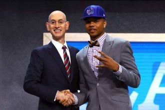 2017 NBA Draftı: Philadelphia, Fultz'u seçti