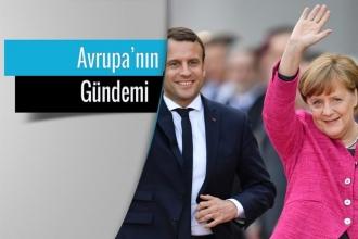 Macron, Avrupa'nın ve neoliberalizmin umudu