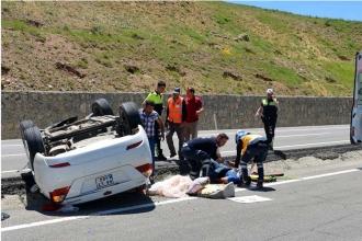Bayram tatili yolunda trafik kazaları bilançosu