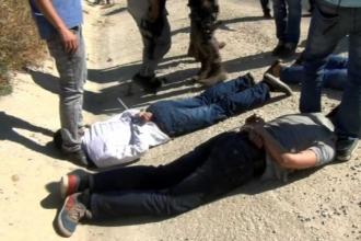Hatay'da 5 IŞİD'li canlı bomba yakalandı