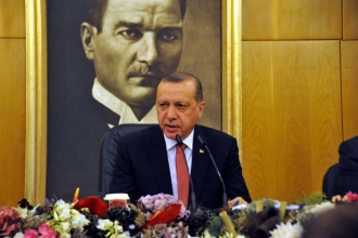 'New Turkey', 'founding leader' and the tripartite tactic!