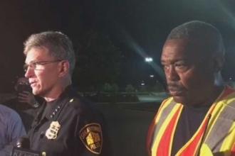 ABD'de park halindeki kamyonda 9 kişi öldü